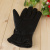 Autumn and winter new warm imitation leather gloves for men and women with anti-slip touch screen gloves.