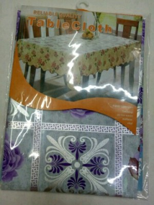 PVC printing waterproof composite tablecloth
