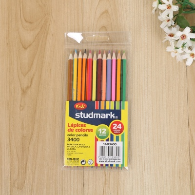 Painting art drawing coloring painted color lead graffiti painted color pencil 12 color