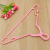 Anti - Typhoon Anti - slip Plastic Hanger Pants Tackle Anti - falling Clothes Clamps Spring Clothes Dryers