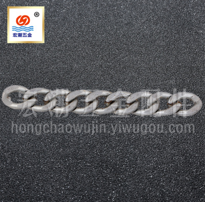 Low - cost supply chain iron chain aluminum chain decoration chain high - grade plating chain