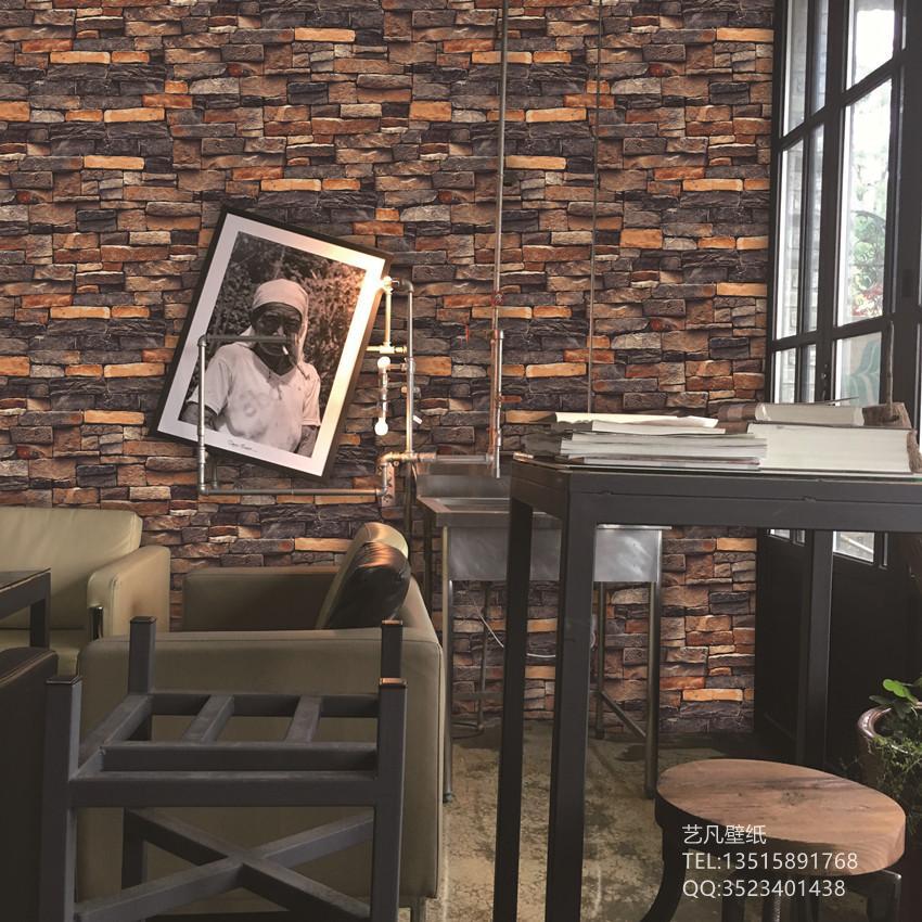 Supply New Fashion European Environmental Living Room Decoration Wallpaper Wallpaper