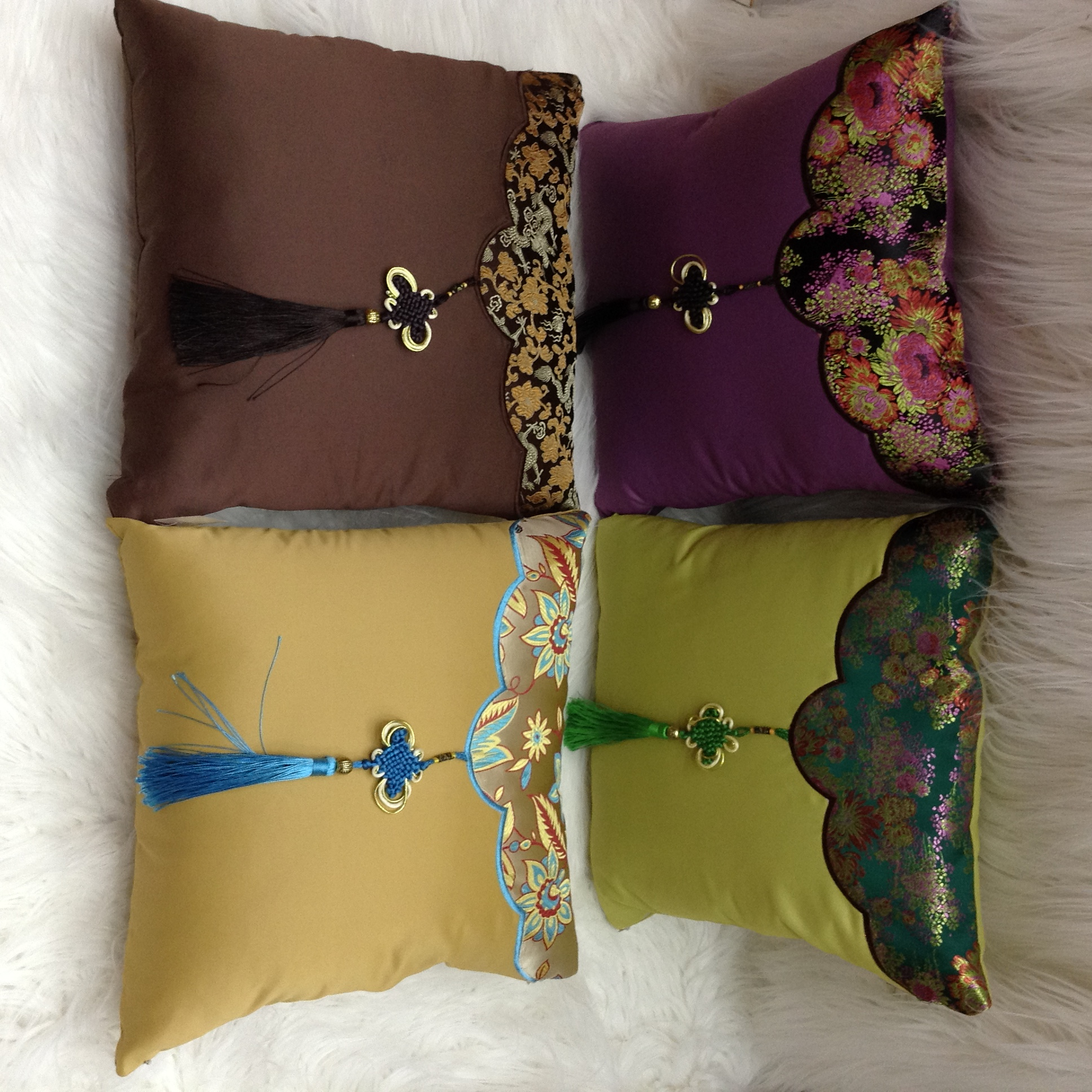 Supply 2017 Hot Selling Korean Chinese Knot Pillow Cushion Sofa Cushion