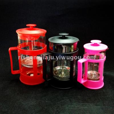 Glass Tea Coffee Maker / Household Filter Coffee Maker RS-200533