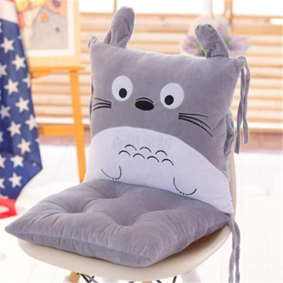 Plush ultra - soft cartoon body cushion cushion one fashion printing embroidery cushion