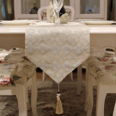 European-style American tea table tablecloth tablecloth, tablecloth and tablecloth can be customized.