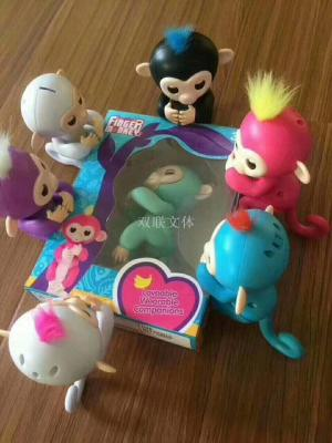 Interactive touch hot babe cute monkey smart toys in stock