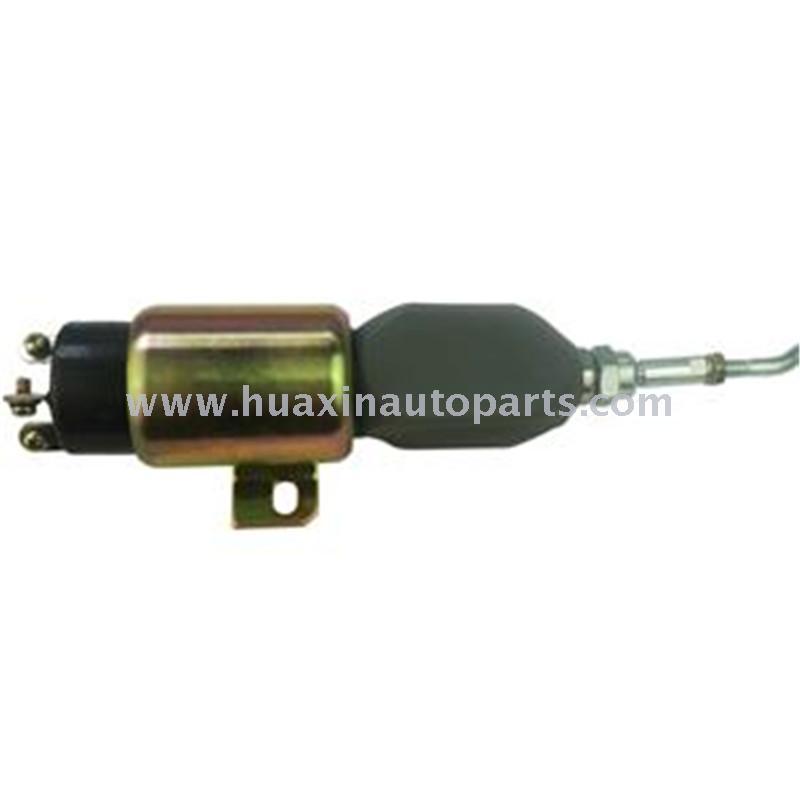 Shutoff Solenoid Switch 1751-12E7U1B1S5 SA-3796 12V Solenoid Coil for Yanmar