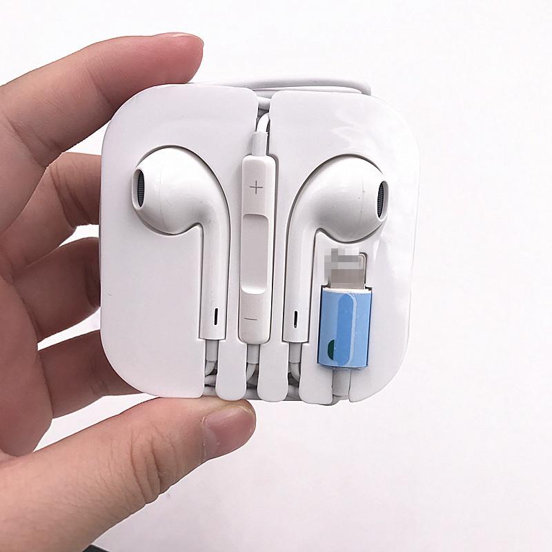 Supply Apple S Bluetooth Headset Iphone 7 8 Iphonex Wired Headphone