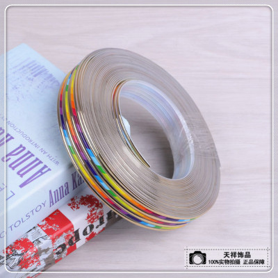 Rubber strip accessories leather strip shoe material frame decorative strips DIY accessories.