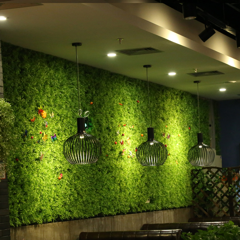 Supply Artificial Imitation Plant Wall Lawn Indoor And
