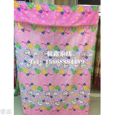 New product Philippines southeast Asia Malaysia curtain fabric curtain cloth.