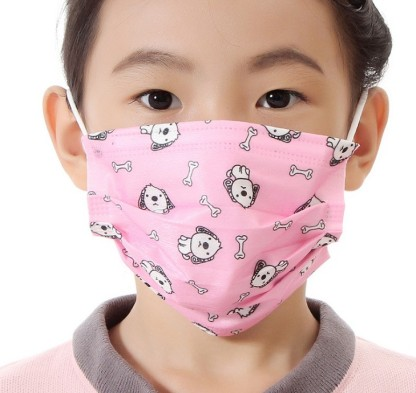 children's disposable mask