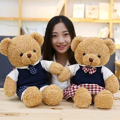 Duoai Exclusive Models Popular Plush Cuddly Bear For Students Graduation