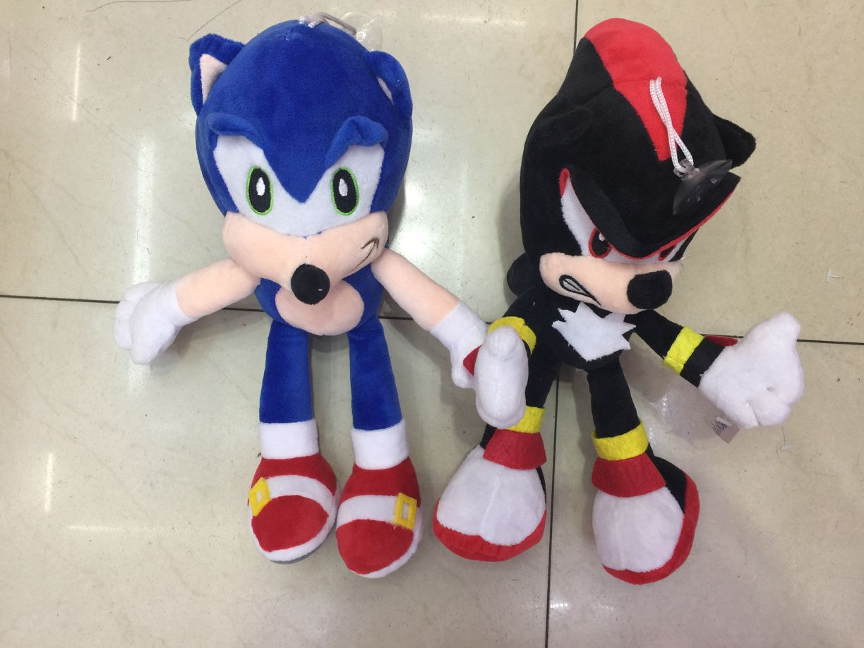 Supply The New Sales Of Sonic Hedgehog Sonic Hedgehog Plush Toy Doll Factory Direct Sales