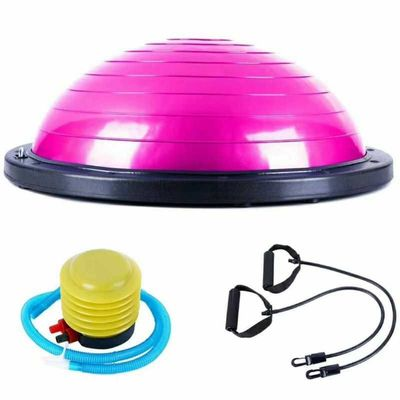 Balance ball speed ball fitness hemisphere tension ball massage