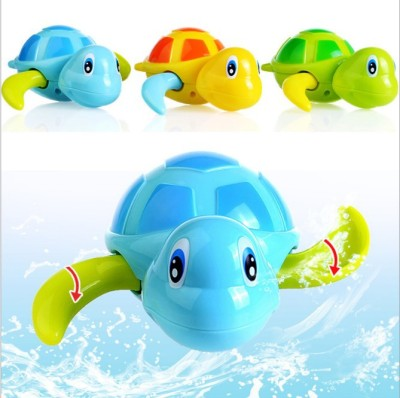 Shuangwei toy swim turtle/dolphin cartoon on the chain