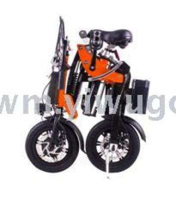 Electric bicycle folding bike for the king e-bike MIKEE  bicycle self-drive equipment