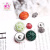 All drilling water drill hand, pottery buttons diy bracelet, beads accessories pendant