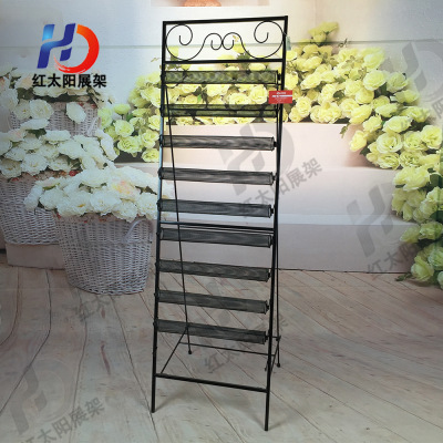 Factory direct selling bracelet rack display jewelry rack can hang a lot of watches from stock