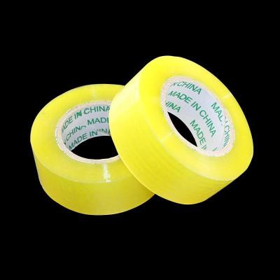 Sealing tape manufacturer wholesales yiwu taobao Sealing tape is 4.5 cm * 100 transparent and highly adhesive packing tape