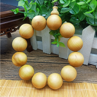 Authentic natural high-oil cliff bai su zhu hand strings Chen hua Lao zhi 2.0 each beads for men and women to play the bracelet