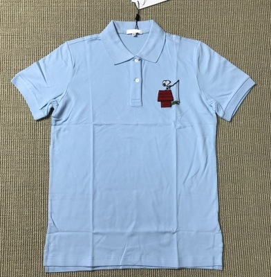 Casual men's shirts Lapel advertising t-shirts eco-friendly gift brand golf shirts