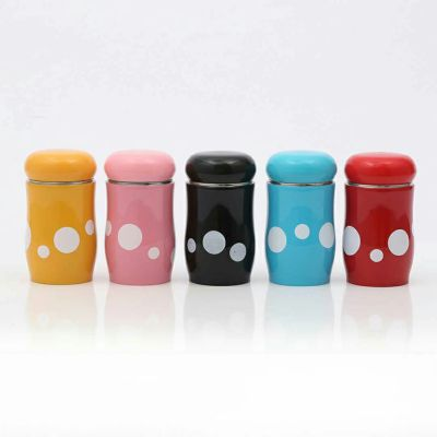 Lovely insulation cup mushroom insulation cup gift cup securities bank clothing gifts