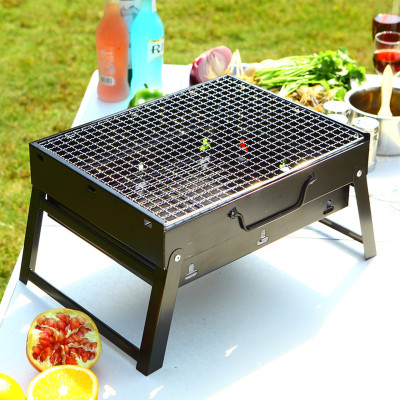 Supply Manufacturer medium thick-folded grill BBQ grill ...