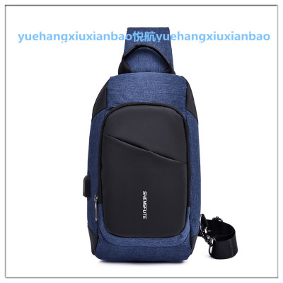 Chest bag quality male bag single shoulder bag cross body bag outdoor bag money zengxian produced and sold by themselves