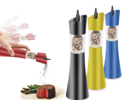 Electric pepper grinder automatic pepper grinder induction control pepper mill automatic reversing pepper grinder