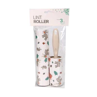 Lint Rollers Remover Clothes Roller -Ultra Sticky Sturdy Easily Peel Tape Lint Roller Refill Lint Rollers for Pet Hair o
