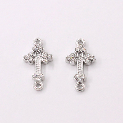 New diy jewelry alloy diamond insert accessories