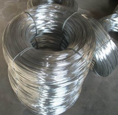 Zinc coated iron wire for cleaning ball 0.13mm corrosion resistance long life