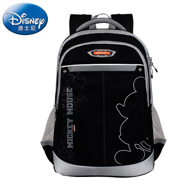 The Popular authentic children 's cartoon bag mickey students backpack decompression waterproof leisure bag manufacturers wholesale