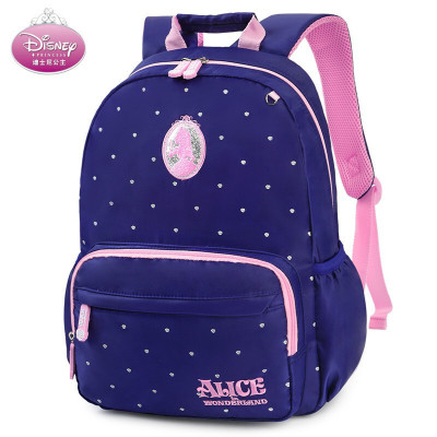 Hot-selling schoolbag girls 1-3 grade leisure bags to reduce the burden of multi-layer large capacity children's backpack