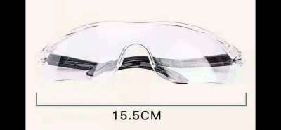 Protective eyewear to protect eyes from flying droplets