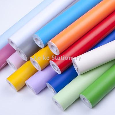 PVC self-adhesive wall sticker laser sticker glass tile flash paste post-it wallpaper self-adhesive wallpaper