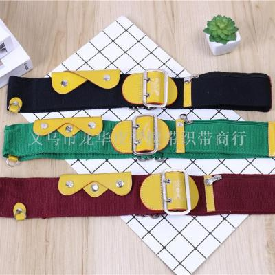 The New three specifications of color belt