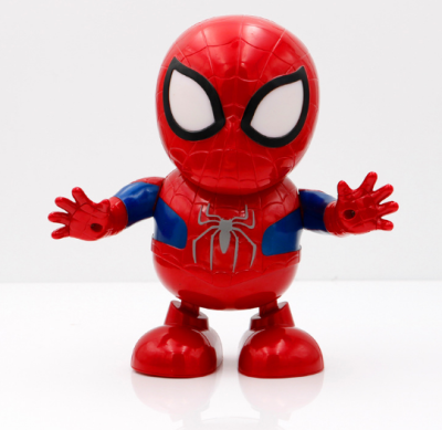 electric toys dancing toys dancing spiderman  Electric Toys battery toys
