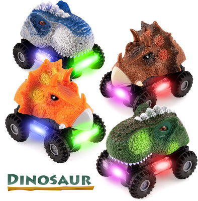 Dinosaur car toy dinosaur electric car toy