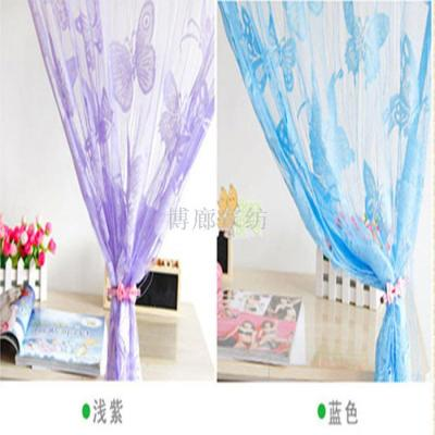 Butterfly pattern cord Fabric Factory wholesale