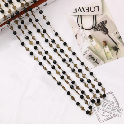 DIY Fashion Handmade Necklace Bracelet Jewelry Accessories 2021 New Trendy All-Match Necklace Bracelet Accessories Chain